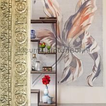 Frame gold fotobehang 358114 Masterpiece Eijffinger