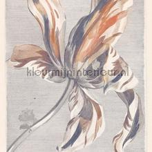 Tulip tyler marine fotobehang Eijffinger Masterpiece 358116