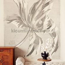 Tulip tyler sepia fotomurais 358117 Masterpiece Eijffinger