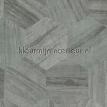 Wood hexagon tapet BN Wallcoverings industriel