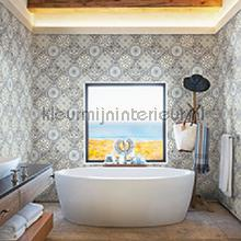 Tile wallcovering Dutch First Class Vintage- Old wallpaper