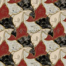 Escher fish wallpaper carta da parati Arte MC Escher 23100