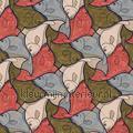 Escher fish wallpaper MC Escher arte
