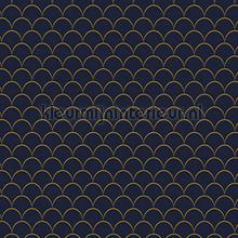 Escher Little scales wallpaper carta da parati Arte MC Escher 23114