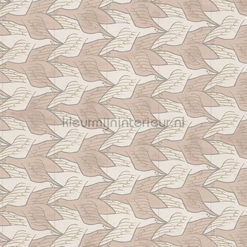 Escher two birds wallpaper papel de parede 23131 MC Escher Arte