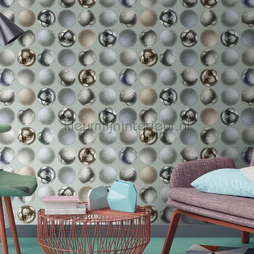 Escher Little sphere wallpaper papel de parede 23176 MC Escher Arte
