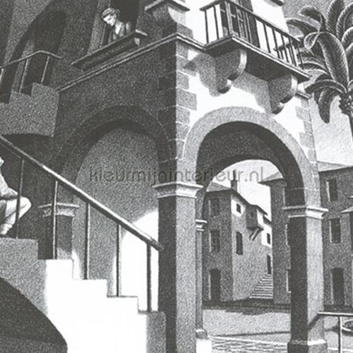 Panel Up and down fotomurales 23182 MC Escher Arte
