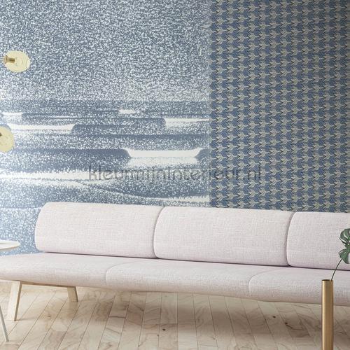 Panel Fluorescent sea fotomurales 23184 MC Escher Arte