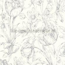 Tulpen en bloemen tapeten AS Creation Memory 3 329853
