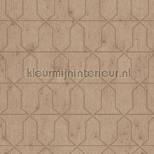 Domus papel pintado Arte Metal X Signum 37614