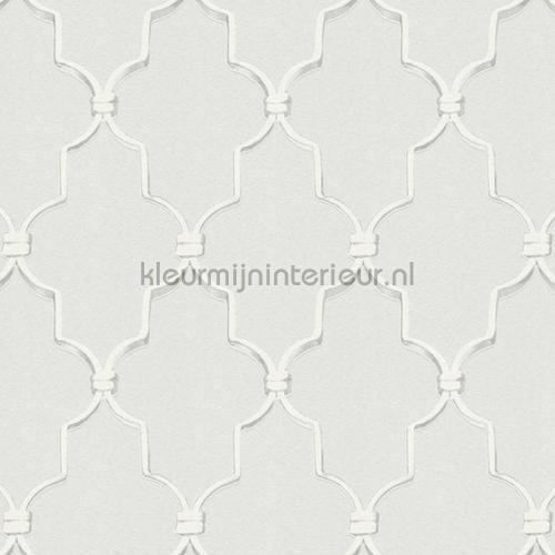 Sierlijk hekwerk papier peint 36502-1 romantique moderne AS Creation