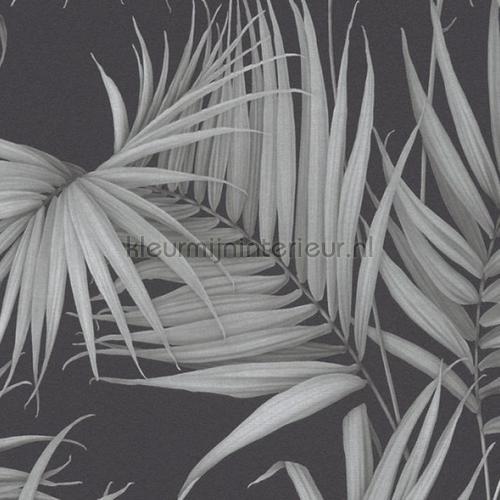 Palm bladeren tapeten 36505-3 Metropolis Dream Again AS Creation