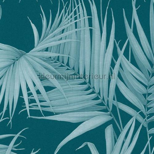 Palm bladeren carta da parati 36505-5 Metropolis Dream Again AS Creation