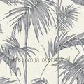 Palm takken behang stilarter