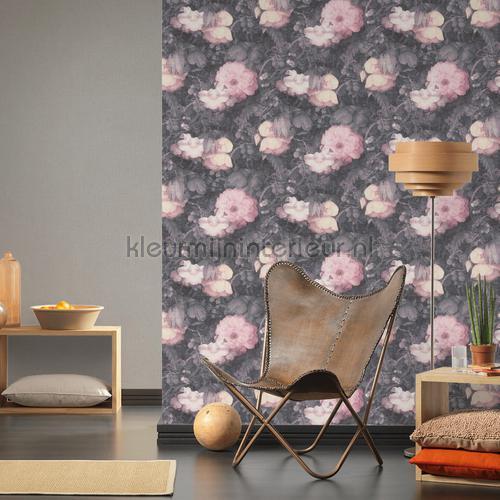 Schilderachtig bloemenbehang tapet 36921-2 romantisk moderne AS Creation