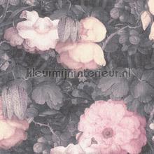 Schilderachtig bloemenbehang wallcovering AS Creation Vintage- Old wallpaper