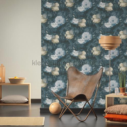Schilderachtig bloemenbehang tapet 36921-3 romantisk moderne AS Creation