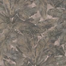 Exotisch blad behang tapeten AS Creation Metropolitan Stories 36927-1