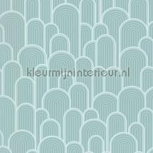 Boogritme seventies behang BN Wallcoverings Modern Abstract