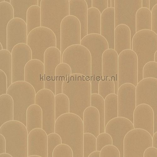 Boogritme seventies tapet 220201 Vintage - Gamle BN Wallcoverings