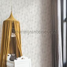 Diagonaal ruitritme tapeten BN Wallcoverings Wallpaper creations