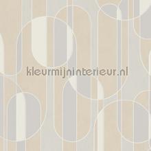 Boogvormen sixties carta da parati BN Wallcoverings Milano 220221