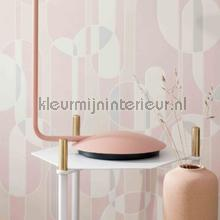 Boogvormen sixties tapet BN Wallcoverings Wallpaper creations