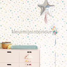 Confetti regen papel pintado Eijffinger Mini Me 399001