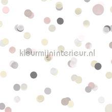 Confetti regen papier peint Eijffinger Wallpaper creations