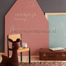 Krijtbord strepen papier peint Eijffinger Wallpaper creations