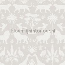 Jungle ritmiek papel pintado Eijffinger Wallpaper creations
