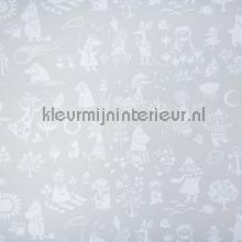 Moomin characters wallcovering Sandudd Moomin 5164-3