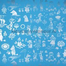 59563 wallcovering Sandudd Moomin 5164-4