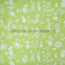 Moomin characters wallcovering Sandudd Moomin 5164-6
