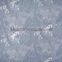 Moomin in the forest wallcovering Sandudd Moomin 5166-3