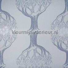 Magic trees wallcovering Sandudd Moomin 5170-1