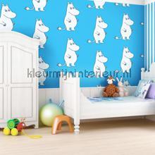 Big Moomins wallcovering Sandudd Moomin 5181-1