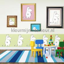 Big Moomins wallcovering Sandudd Moomin 5181-3