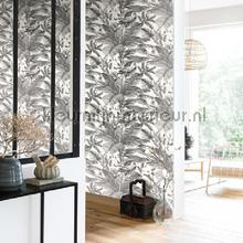 Tropical world wallcovering Caselio Vintage- Old wallpaper