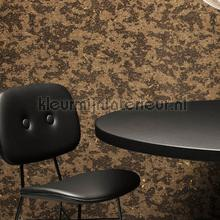 Bearded leopard wallcovering Arte wood