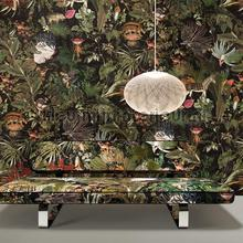 Arte Moooi Wallcovering Extinct Animals papier peint