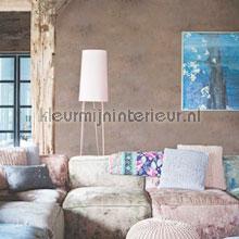 Gemeleerd beton licht grijs-beige 49823 behang More Than Elements BN ...