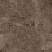 Movida vergrijsd bruin papel de parede Elitis Natives VP-625-26