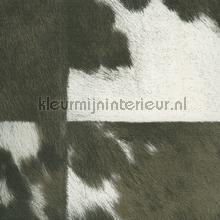 Veracruz grijstinten papier peint Elitis Natives VP-629-03
