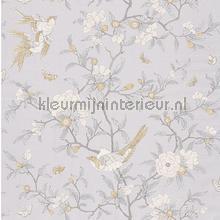 Natsu nara beige-gris tapet Casadeco Natsu NATS82131201