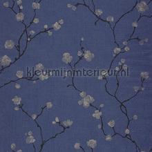Natsu hanami bleu nuit tapet Casadeco Natsu NATS82146311
