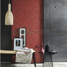 Natsu hanami rouge behang NATS82148510 Interieurvoorbeelden behang Casadeco