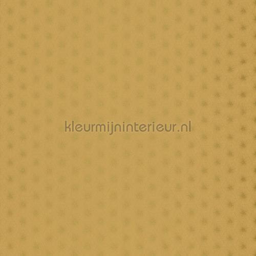 Natsu suta jaune behang NATS82152333 Interieurvoorbeelden behang Casadeco