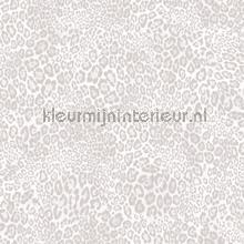 Luipaardprint lichtgrijs behang Noordwand Modern Abstract