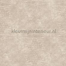Slangenleer lichtgrijs nuances papel pintado Noordwand Natural FX G67502